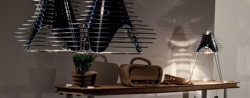 Konzolasztalra asztali lámpa