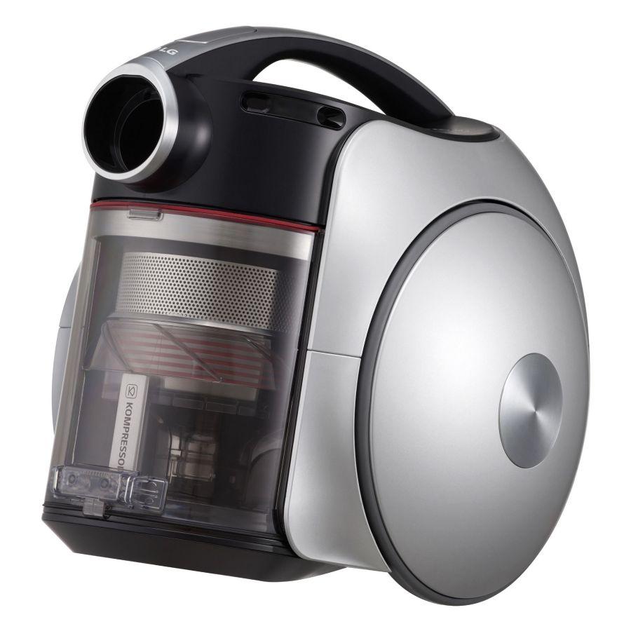 LG CordZero Canister: hatékony házimunka, megerőltetés nélkül