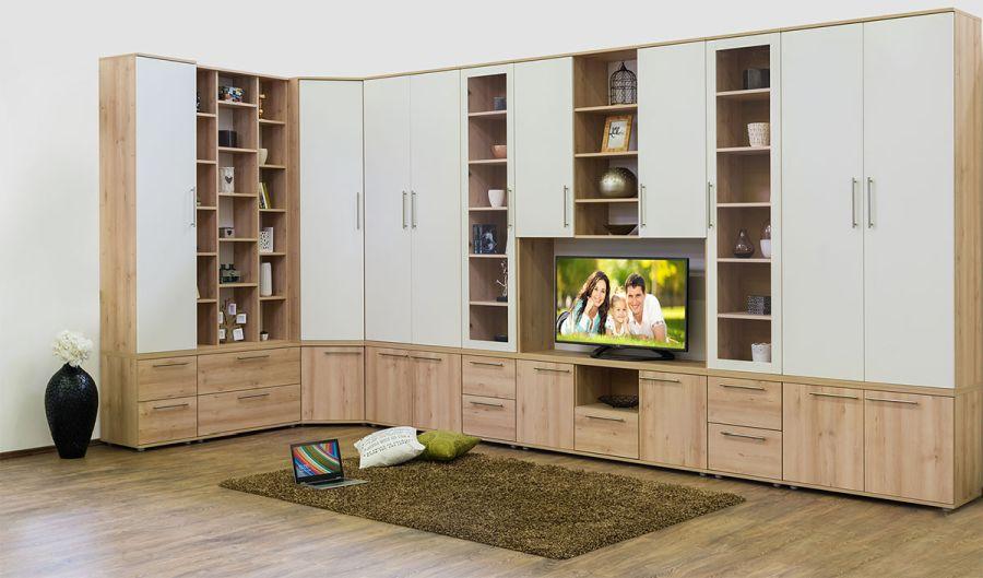 Délity bútor nappali szekrénysor