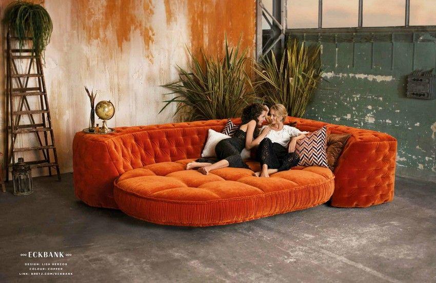 Bretz Eckbank kanapé