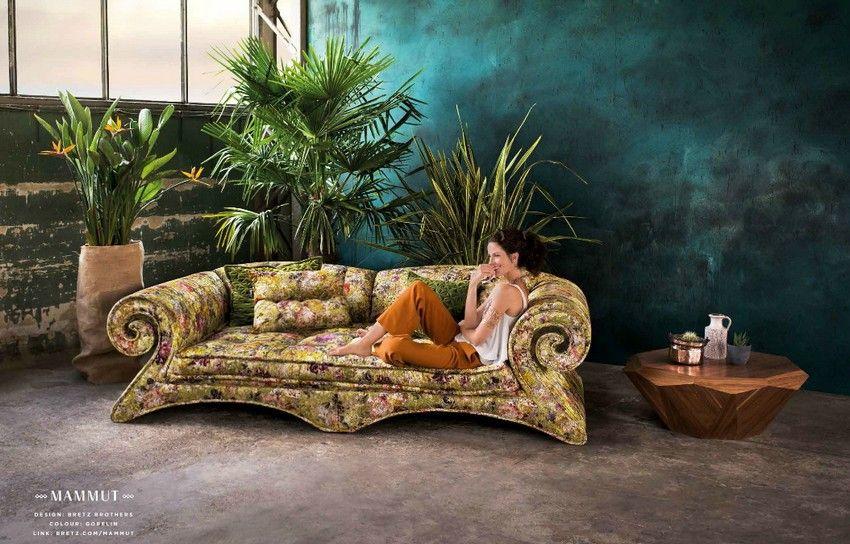 Bretz Mammut kanapé