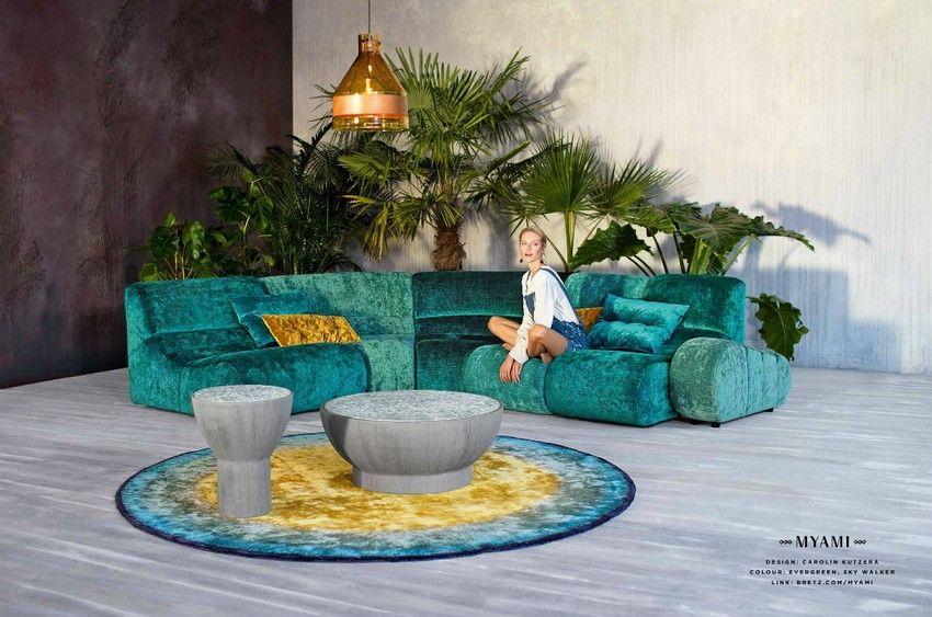 Bretz Myami kanapé