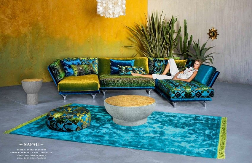 Bretz Napali kanapé