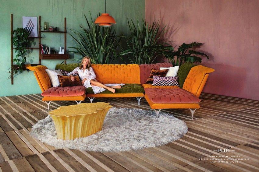 Bretz plieé kanapé moduláris