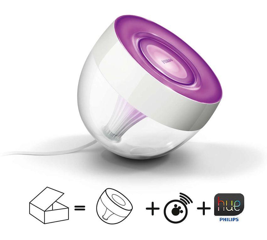 Hue Philips Iris lámpa