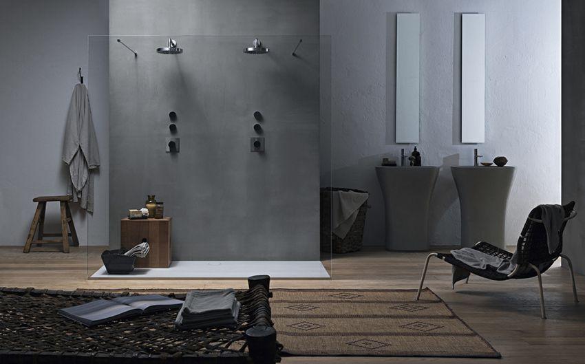 Calibe walk-in zuhanyzók