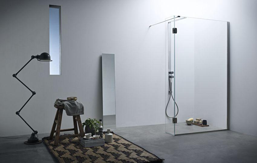 Calibe zuhanyzók minimál stílusban