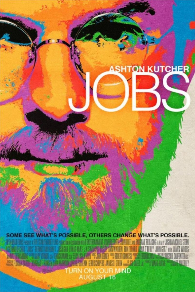 Steve Jobs filmplakát