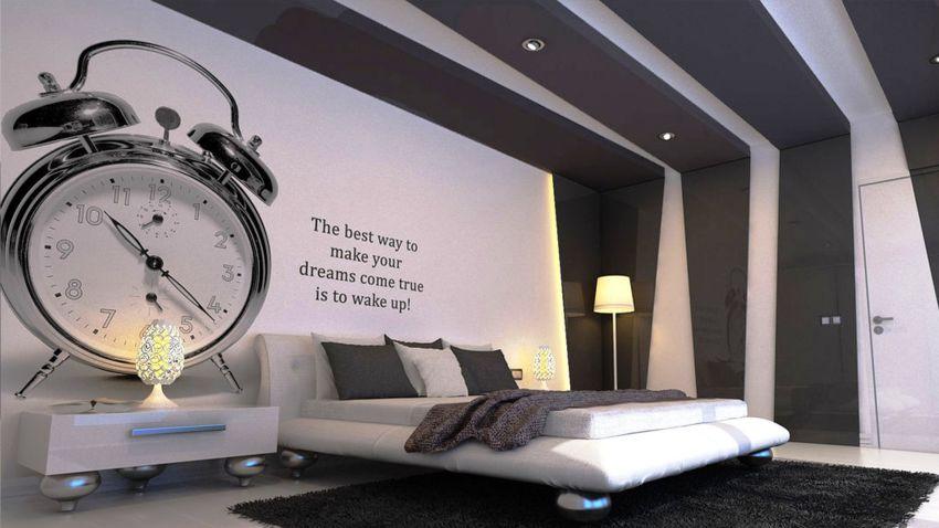 Motivációs üzenet hálószobába