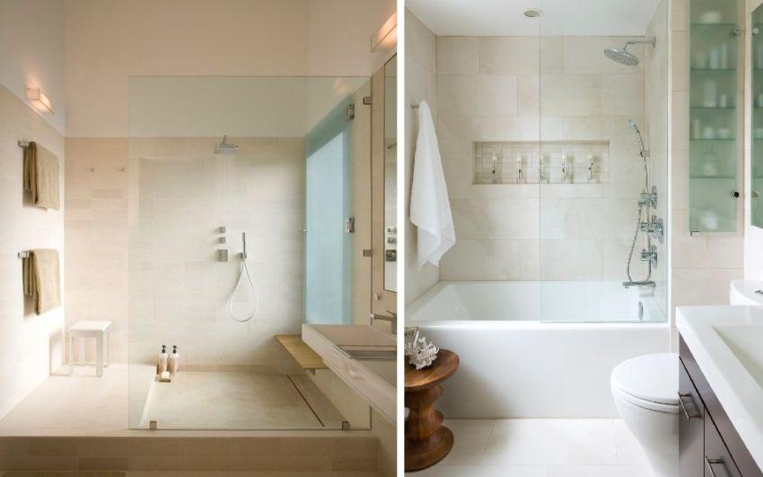 Mediterrán Kerámia fürdőszoba tervezés