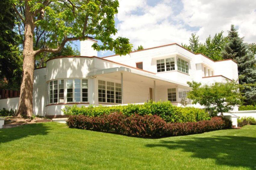 Art Deco ház