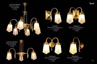 Fedezd fel az art deco lámpák különleges világát!