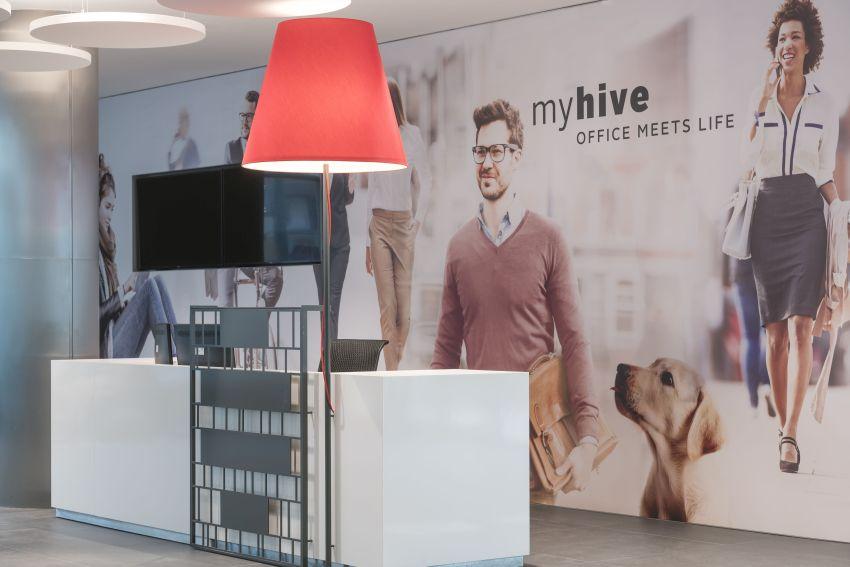 Az Immofinanz Magyarországon is bevezeti a myhive irodakoncepciót