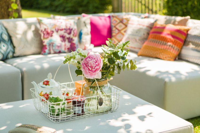 Asztali és kerti dekoráció