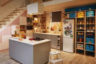 Naponta átlagosan 15 konyhabútort veszünk az Ikeában