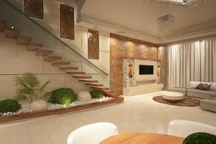 Lágyan elegáns belső terek egy fiatal pár új otthonában a Klarissza Enteriőr tervezésében