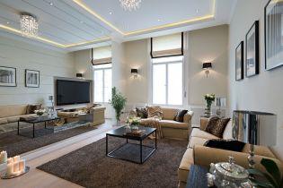 Teljes felújításon átesett 80 m2-es belvárosi lakás