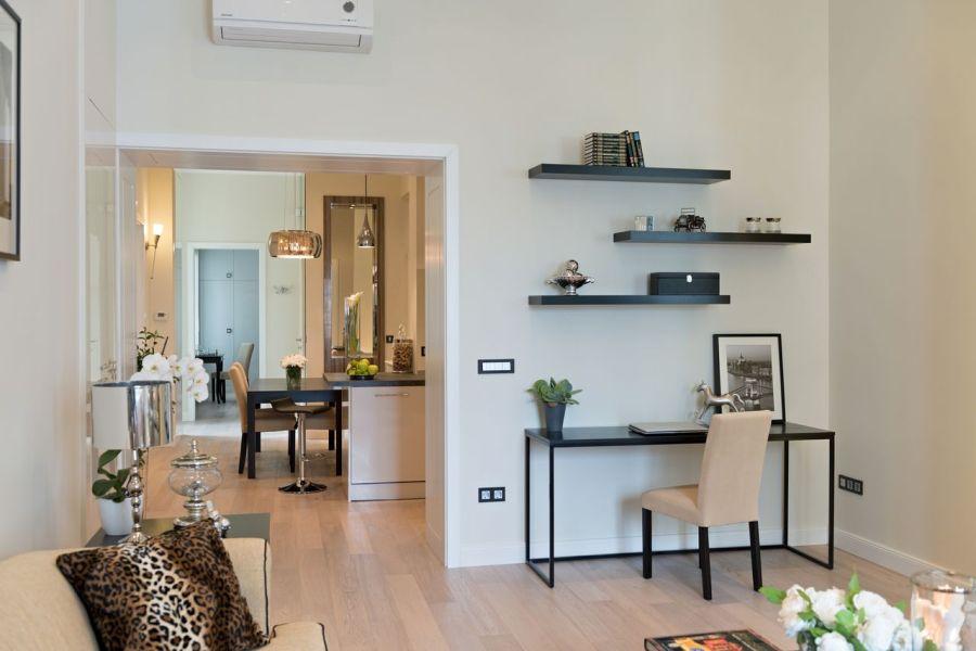Kiss Márta Mária lakberendező budapesti lakás átalakítása