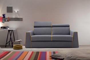 Modern olasz kanapéágyak mindennapos alváshoz