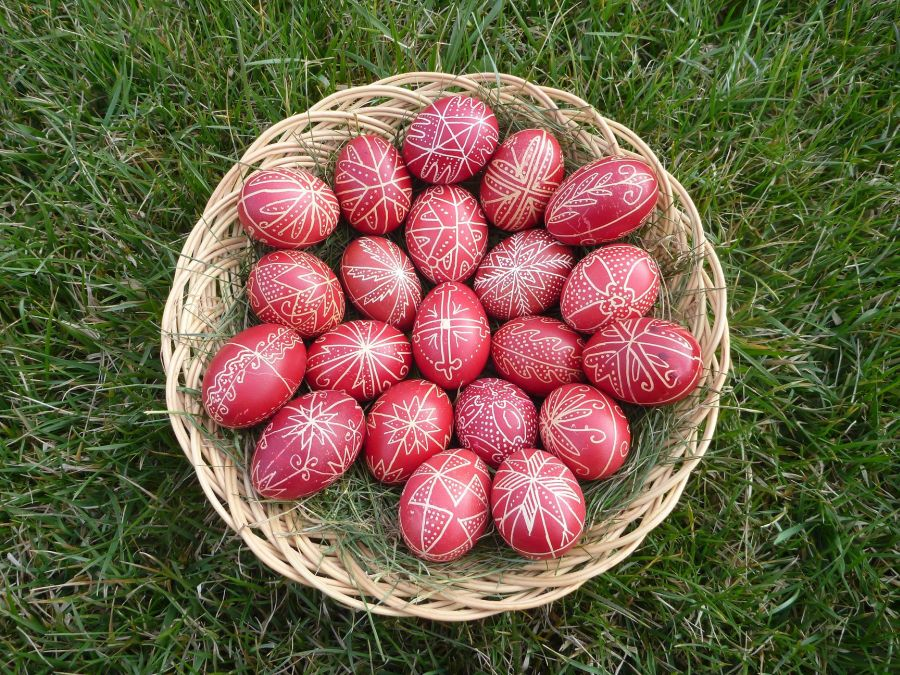 Gyimesi piros tojás