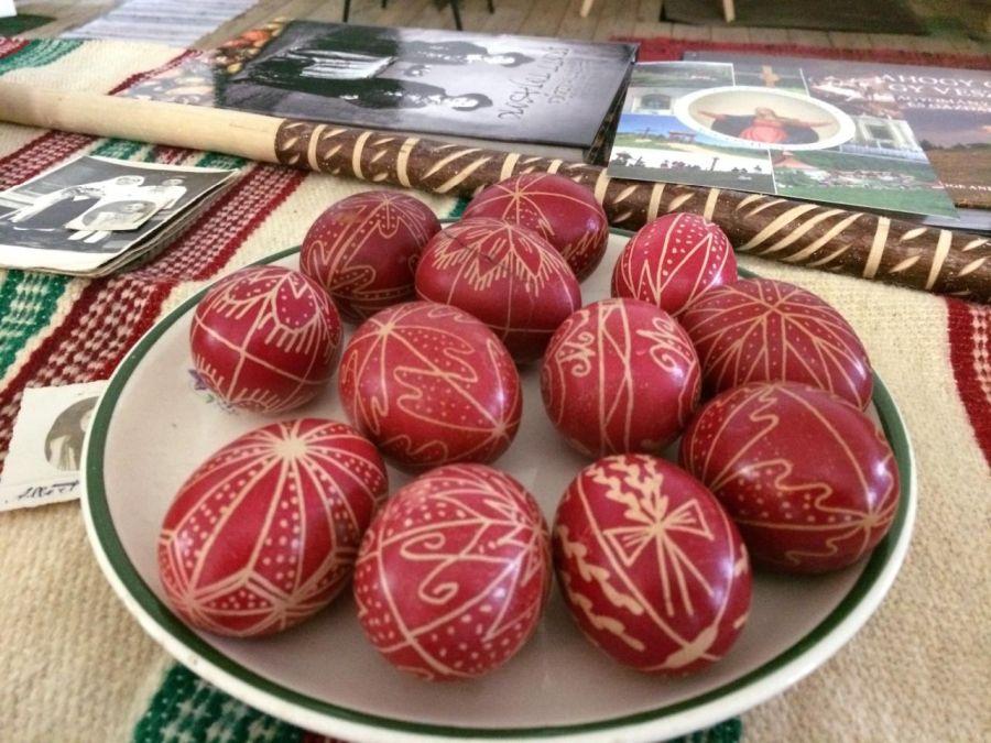 Gyimes húsvéti tojás a locsolóknak