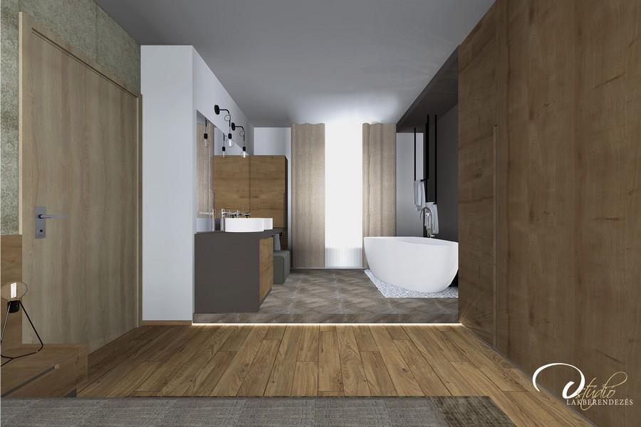 Fürdőszoba látványtervek