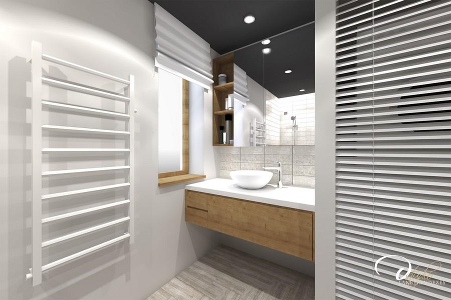 Kőburkolatok fürdőszobába