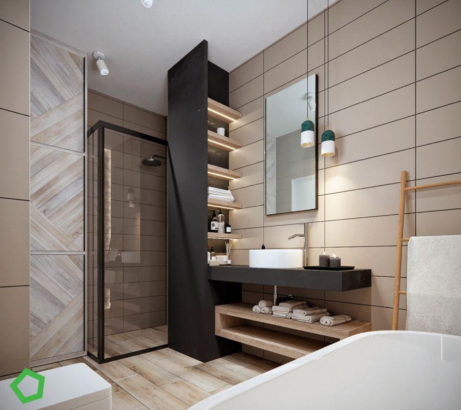 Rejtett zuhanyzó a fürdőben