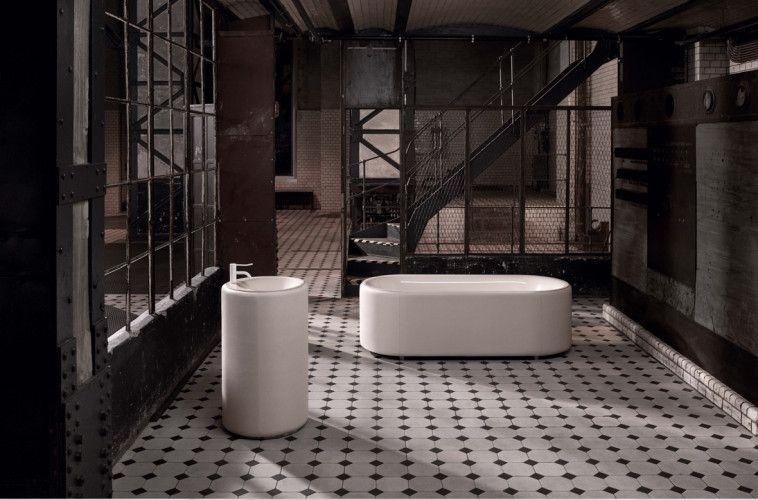 BetteLux Oval Couture padlón álló mosdó
