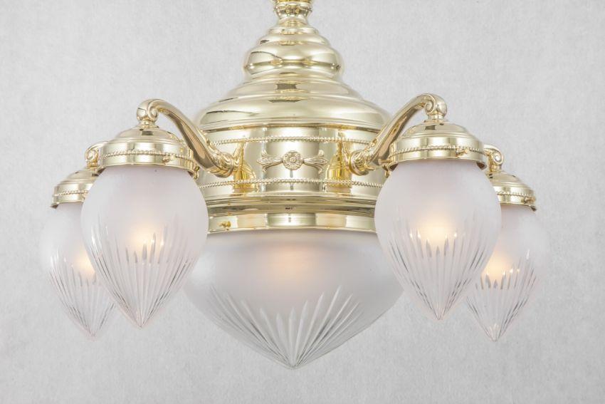 Karos klasszikus lámpa