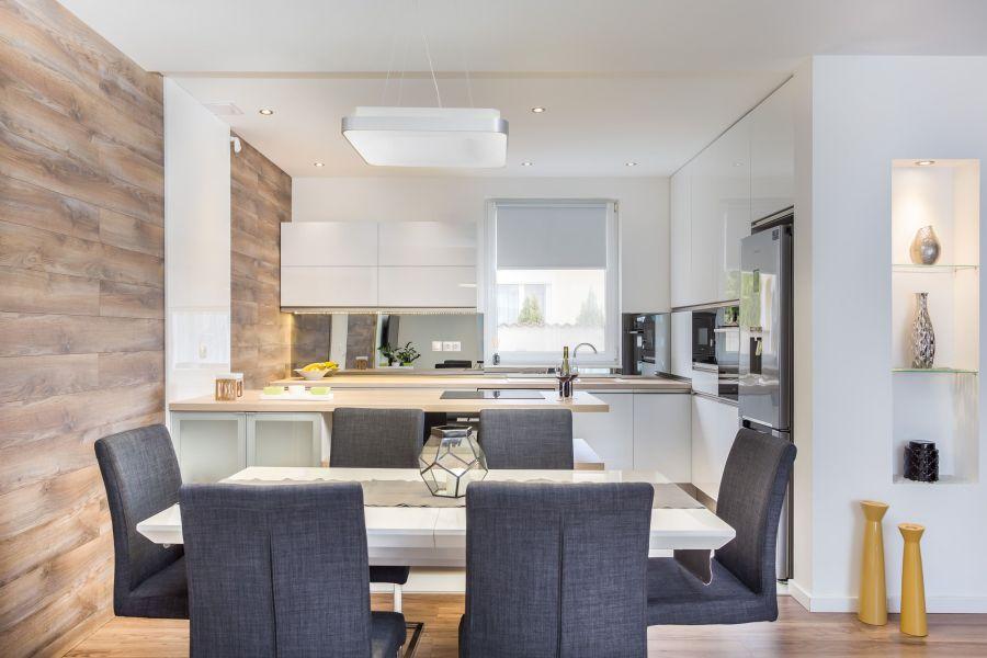 Bata Tamás fotó modern konyha fotója
