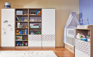 A Faktum Bútor egyik legkedveltebb terméke a Poppi bababútor család