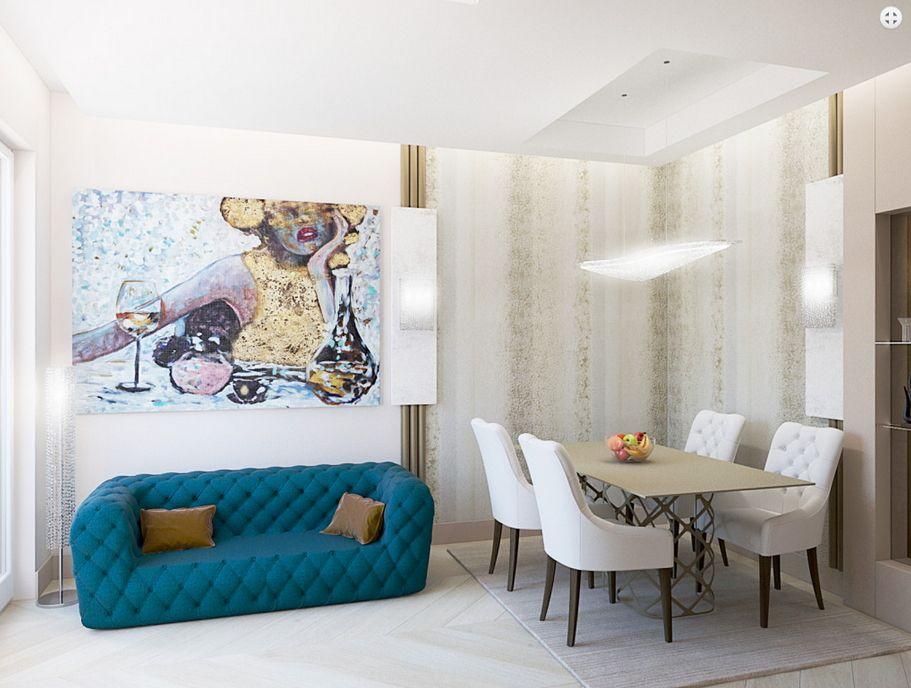 Olvasósarok kanapéval Dóró Judit belsőépítész, lakberendező