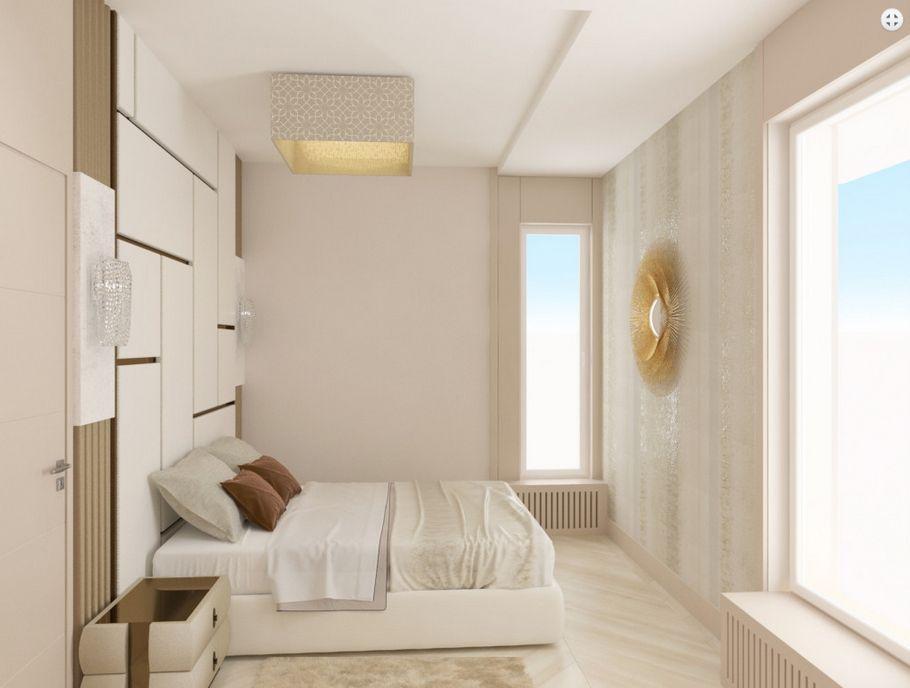 Dekoratív panelek hálószoba falán