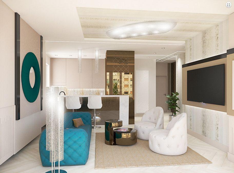 Trendi tűzött nappali bútorok Dóró Judit belsőépítész, lakberendező