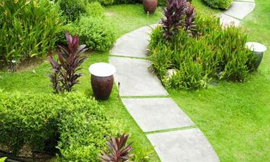 Tedd szebbé a kertedet különleges kerti úttal