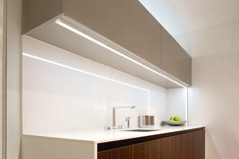 Sylvania led világítás felső konyhaszekrény alá