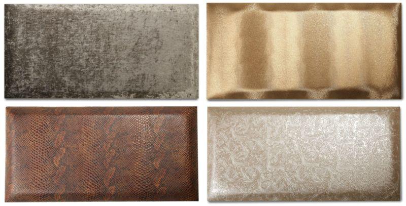 Gold Drops design falpanel gyártás