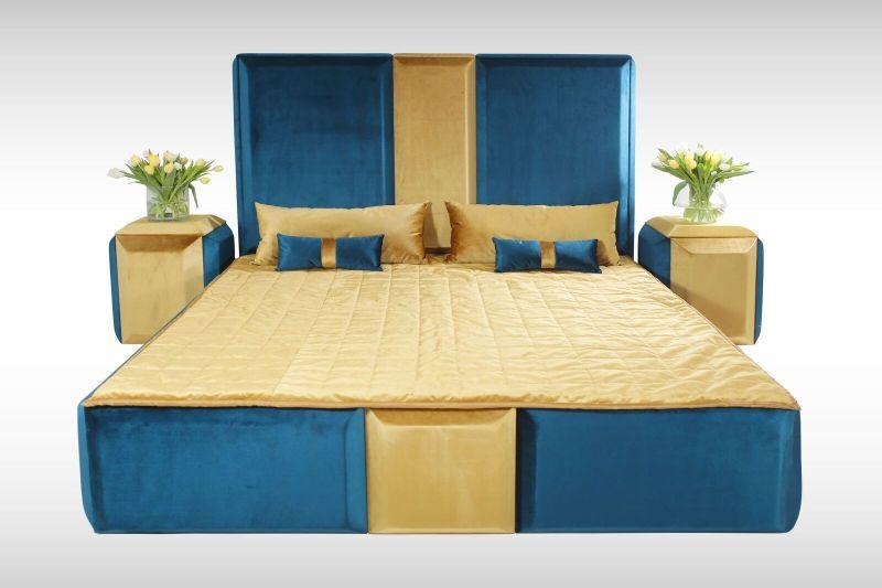 Gold Drops design extravagáns ágyak