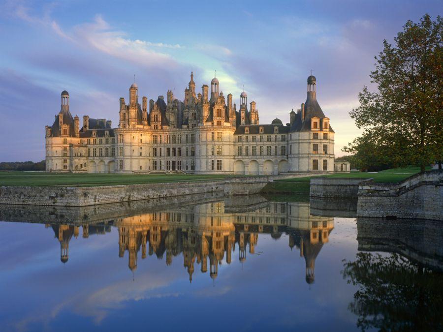 A Chambord-i kastély