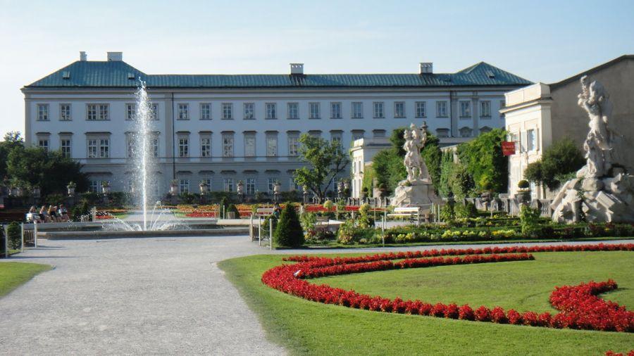 Mirabell Palota, Salzburg