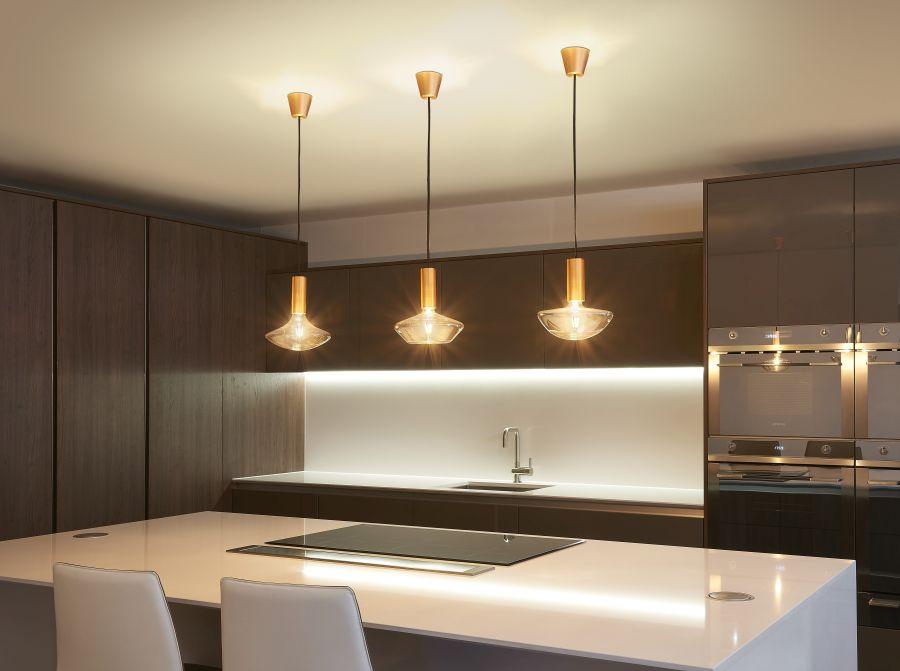ToLEDo Retro LED-es fényforrás konyhában