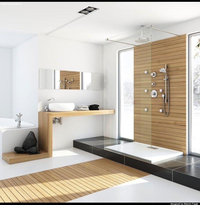 Faburkolat a fürdőszobában