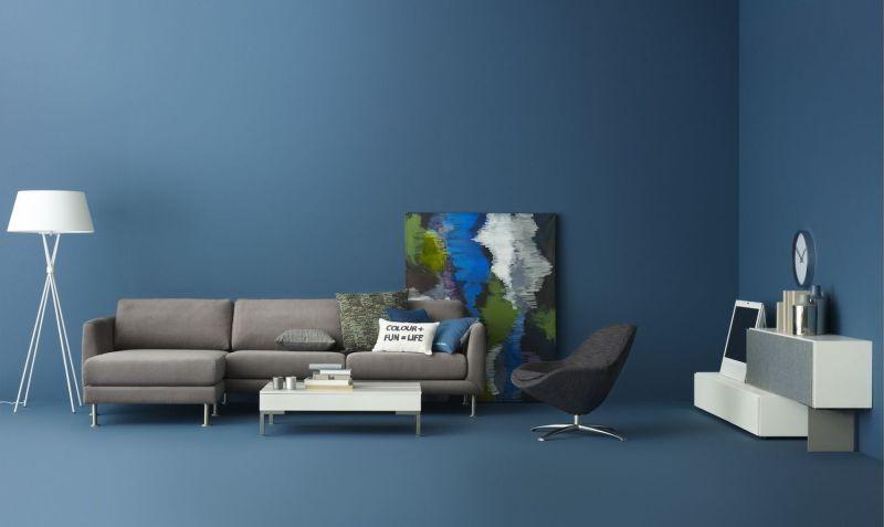 BoConcept háromszemélyes kanapé