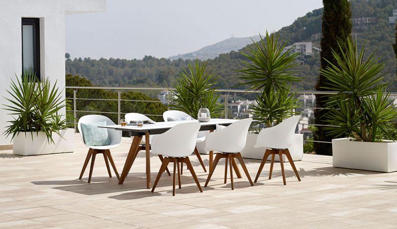 BoConcept kültéri székek és asztalok