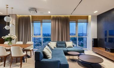 117 m2-es modern otthonba költözött a kisgyermekes fiatal pár