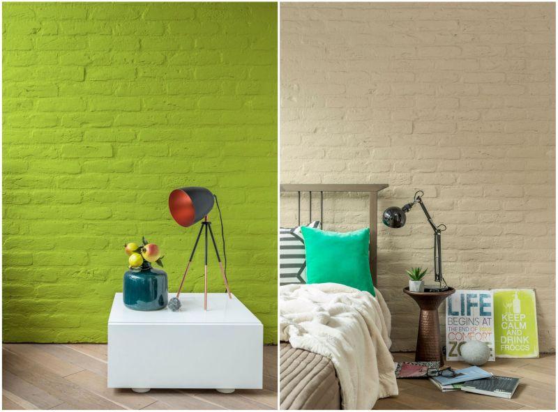 Polifarbe Platinum festék zöld színek
