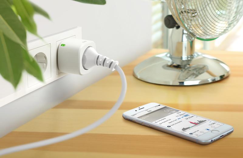 Elgato Eve Energy fogyasztás csökkentő