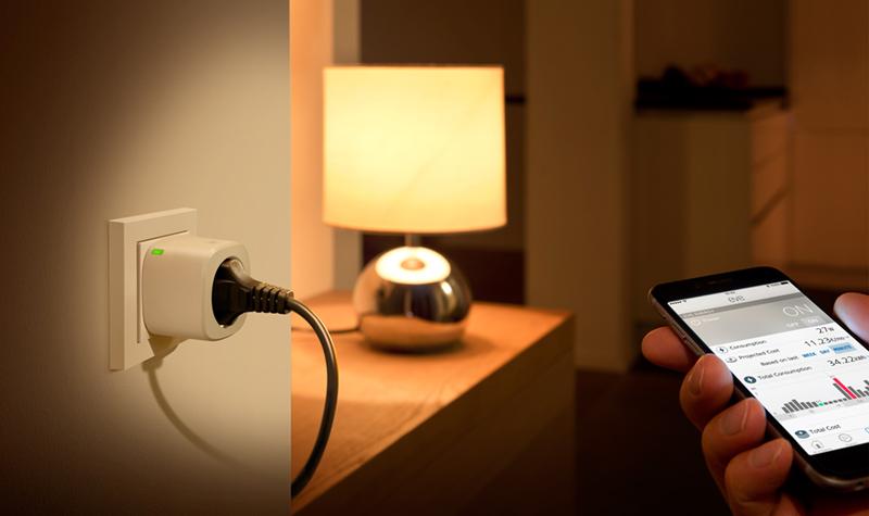 Elgato Eve Energy mobilról vezérelhető