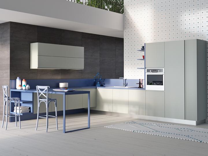 Monte Grappa modern konyhabútor
